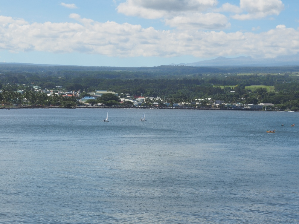 From Hilo Bay Cafe