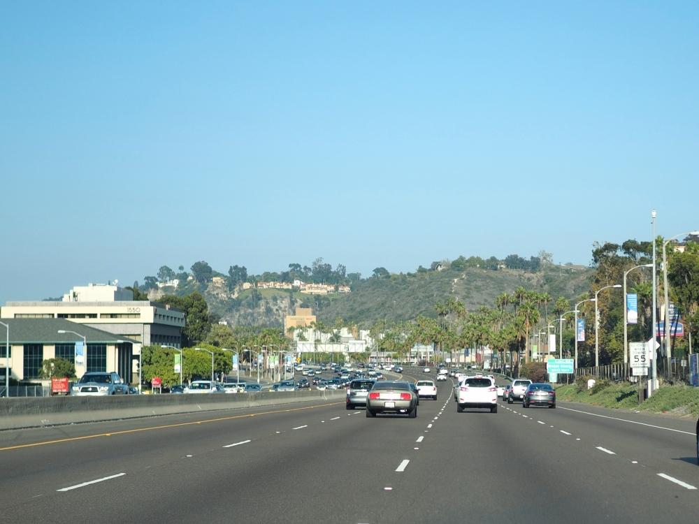Returning to San Diego