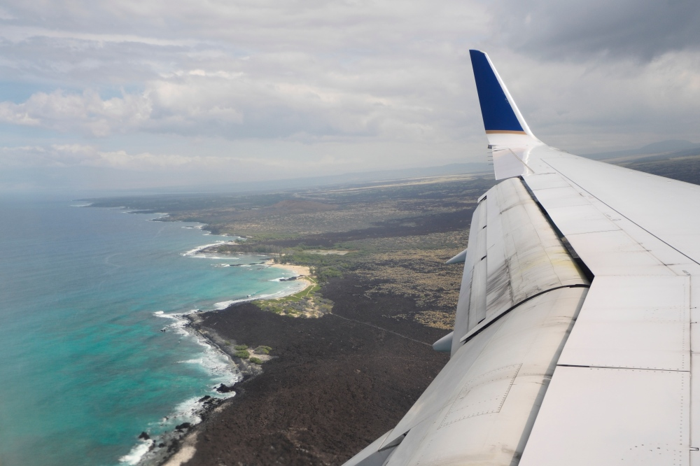 Returning to the Big Island