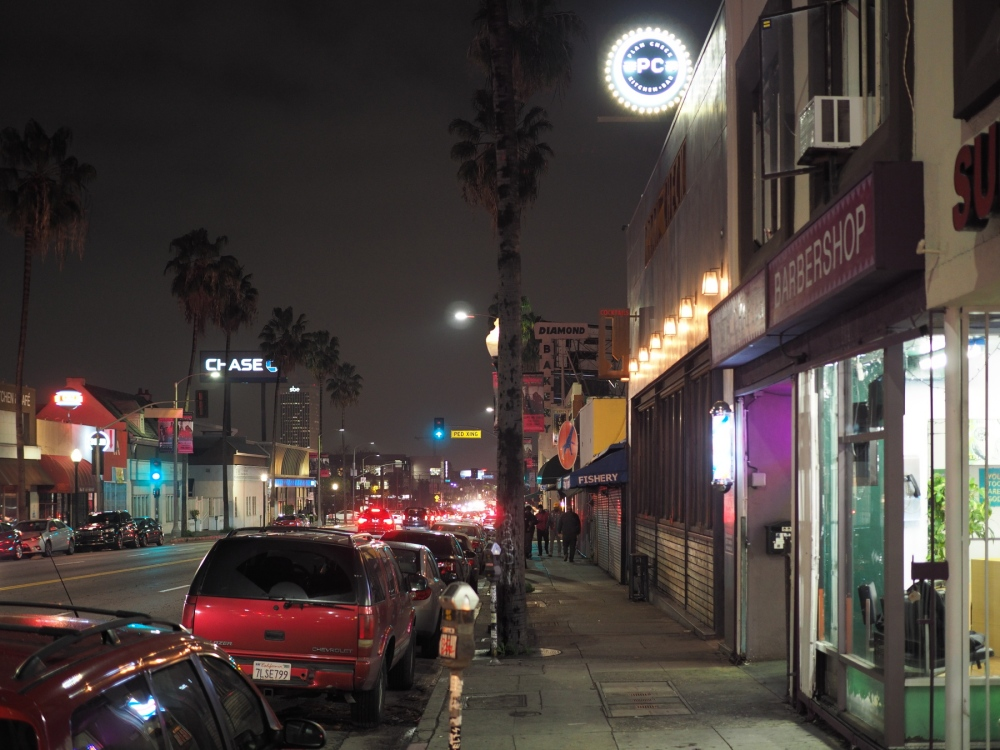 Fairfax Ave, Los Angeles, CA
