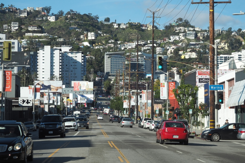 La Cienega Blvd, West Hollywood, CA