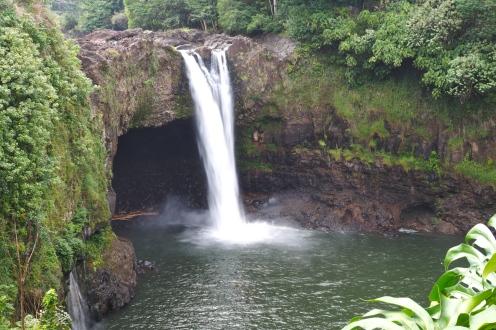Rainbow Falls, Hawaii Island