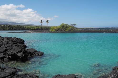 Kiholo Bay, Hawaii Island