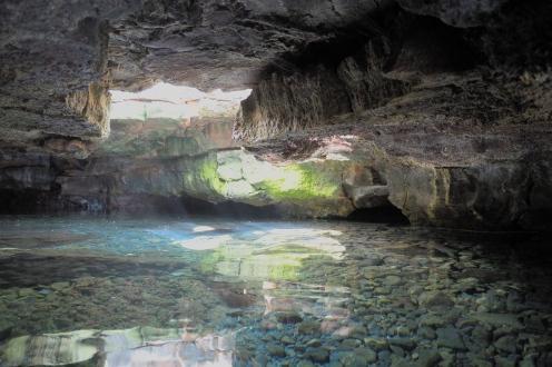 Queens Bath Lava Tube, Hawaii Island